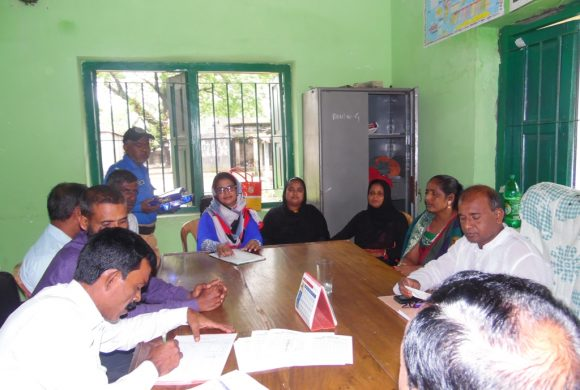 Ritu developers now members of Netrokona Union Parishad standing committee