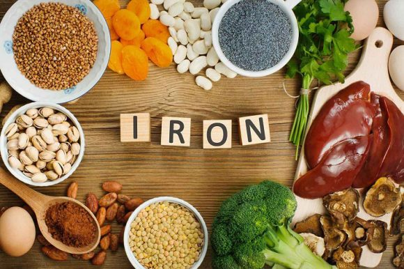 Menstrual Cycle and iron deficiency. Paying attention to nutrition