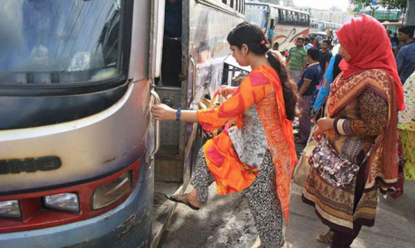 How menstrual hygiene management facilities during journeys should be
